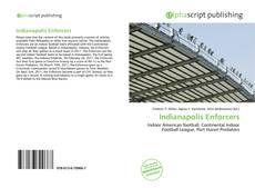 Capa do livro de Indianapolis Enforcers