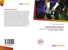 Bookcover of Marion Blue Racers