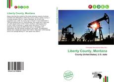 Bookcover of Liberty County, Montana