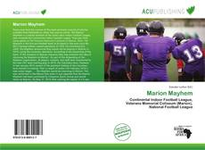 Bookcover of Marion Mayhem