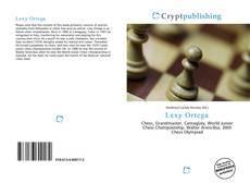 Lexy Ortega kitap kapağı