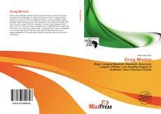 Capa do livro de Greg Minton