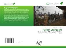 Capa do livro de Hugh of Champagne