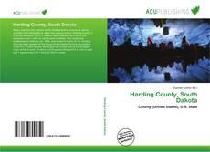 Bookcover of Harding County, South Dakota