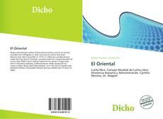 Bookcover of El Oriental