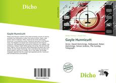 Buchcover von Gayle Hunnicutt