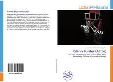Bookcover of Glenn Hunter (Actor)