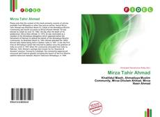 Borítókép a  Mirza Tahir Ahmad - hoz