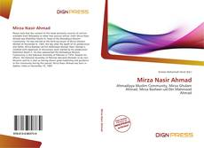 Bookcover of Mirza Nasir Ahmad
