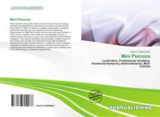 Bookcover of Mini Psicosis