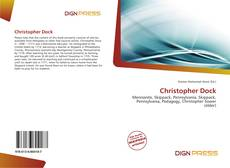 Bookcover of Christopher Dock