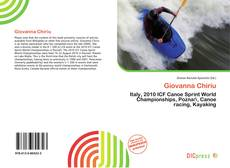 Giovanna Chiriu的封面