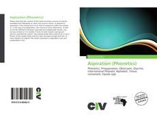 Bookcover of Aspiration (Phonetics)