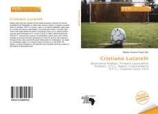 Portada del libro de Cristiano Lucarelli