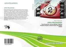 Обложка John Houseman