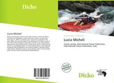 Portada del libro de Lucia Micheli