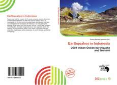 Buchcover von Earthquakes in Indonesia