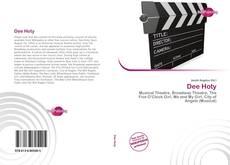 Capa do livro de Dee Hoty