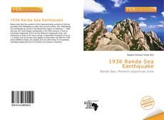 1938 Banda Sea Earthquake的封面