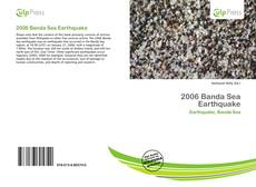 Bookcover of 2006 Banda Sea Earthquake