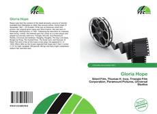 Bookcover of Gloria Hope