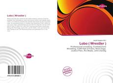Bookcover of Lobo ( Wrestler )