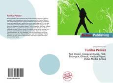 Copertina di Fariha Pervez