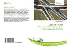 Bookcover of London Transit