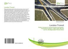 Capa do livro de London Transit