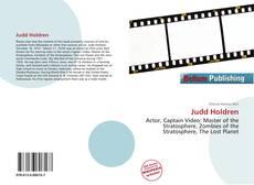 Bookcover of Judd Holdren