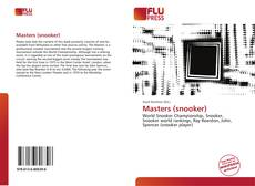 Bookcover of Masters (snooker)