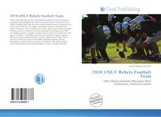 Buchcover von 2010 UNLV Rebels Football Team