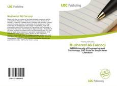 Bookcover of Musharraf Ali Farooqi