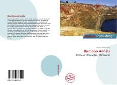 Capa do livro de Bamboo Annals