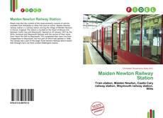 Borítókép a  Maiden Newton Railway Station - hoz