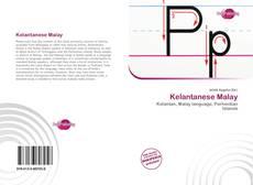 Kelantanese Malay kitap kapağı
