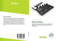 Brent Hinkley kitap kapağı