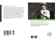 Buchcover von Renaissance Italienne