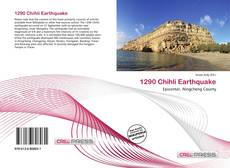 Buchcover von 1290 Chihli Earthquake