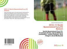 Обложка 2010–11 North Queensland Fury FC Season