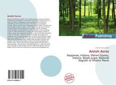 Copertina di Amish Acres