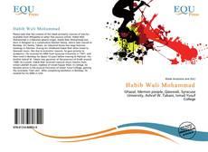 Bookcover of Habib Wali Mohammad