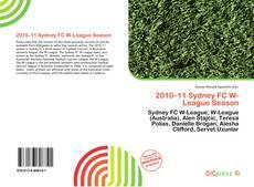 Обложка 2010–11 Sydney FC W-League Season