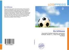 Ko Ishikawa kitap kapağı