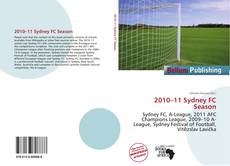 Bookcover of 2010–11 Sydney FC Season
