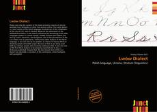 Bookcover of Lwów Dialect