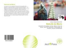 Buchcover von Nativité de Marie