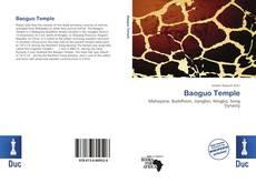 Baoguo Temple的封面