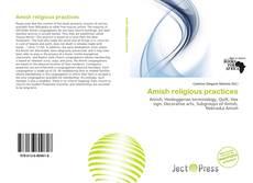 Copertina di Amish religious practices