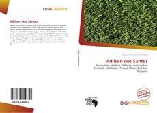 Capa do livro de Adilson dos Santos